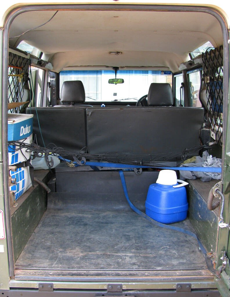 Land Rover Defender Expedition Camper Conversion Part 1