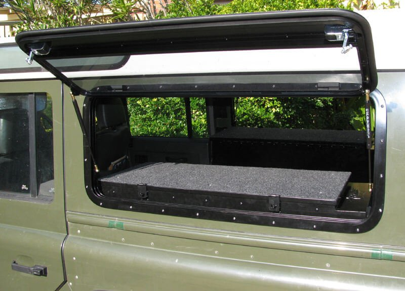 gullwing window box