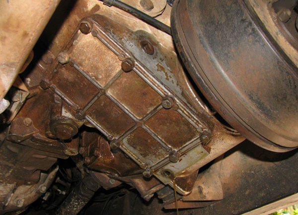 Land Rover Transfer Case Sump Upgrade Roaming The Outback
