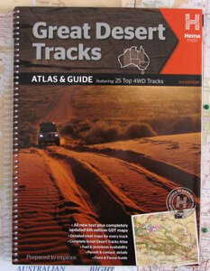 great desert tracks atlas