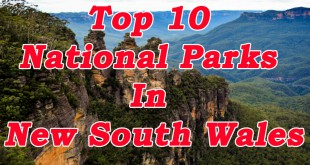top 10 national parks in nsw